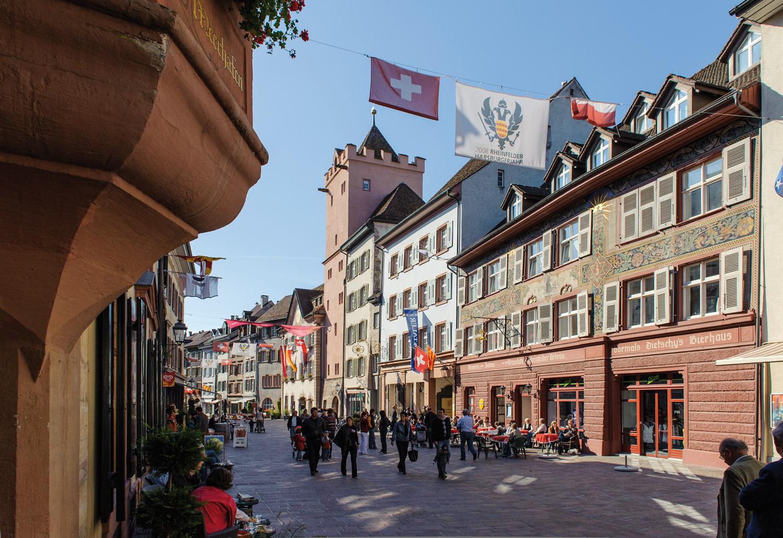 Museen und kultur touristinfo rheinfelden for Thermalbad rheinfelden schweiz